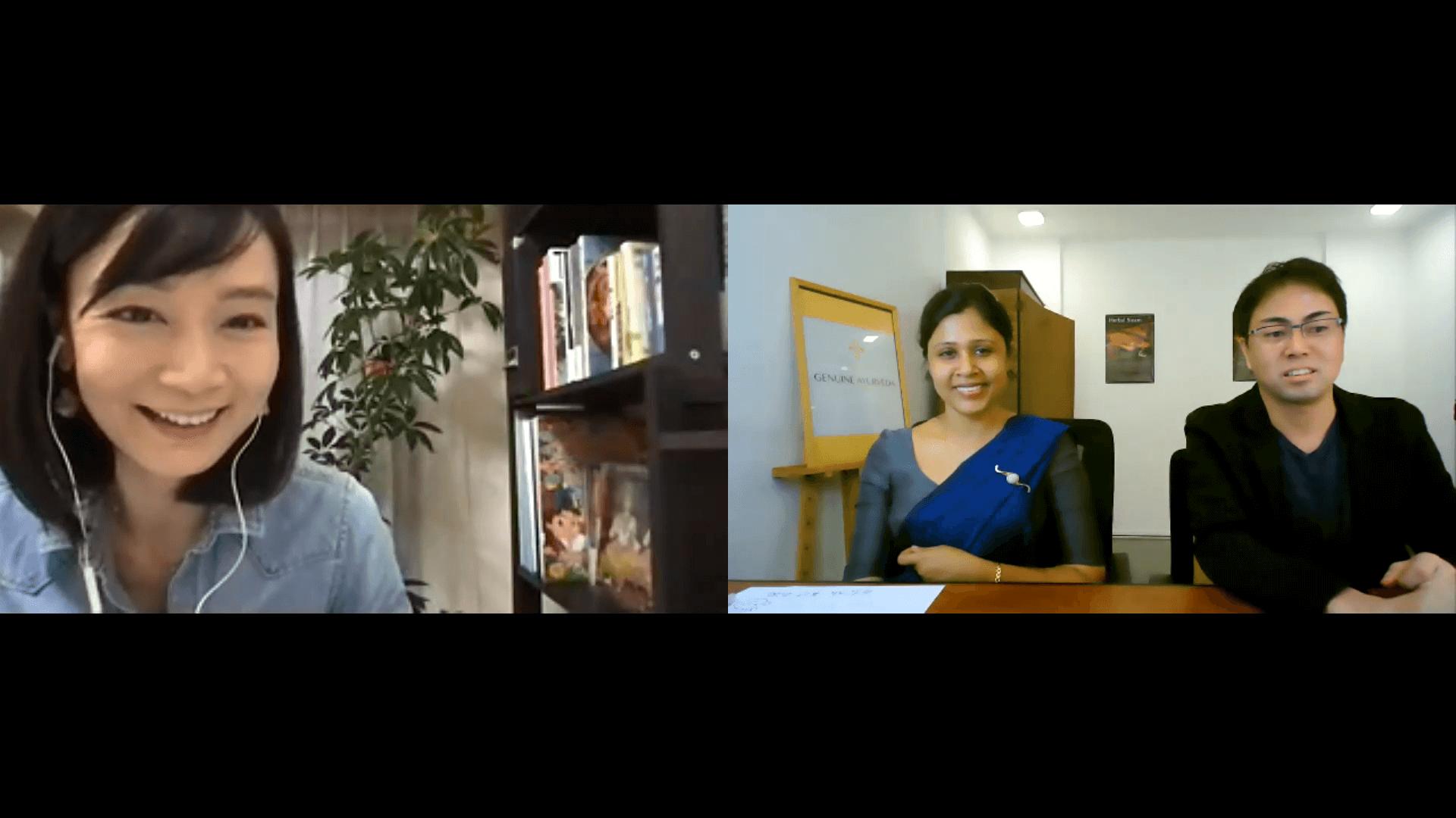 【第2回無料ライブ】アーユルヴェーダ、スリランカとインドの違いは?現役医師が現地から最新情報をお届けします!
